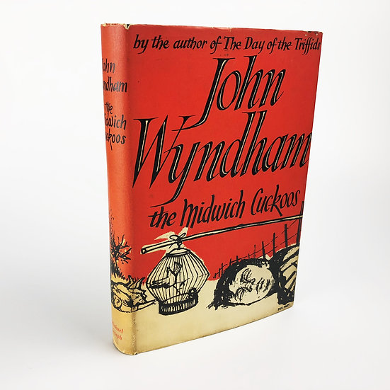 The Midwich Cuckoos by John Wyndham 1st / 1st 1957