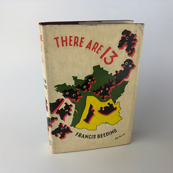There are 13 by Francis Beeding 1st / 1st 1946