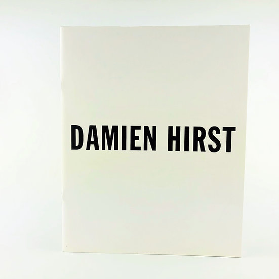 The Acquired Inability to Escape by Damien Hirst 1st / 1st 1994