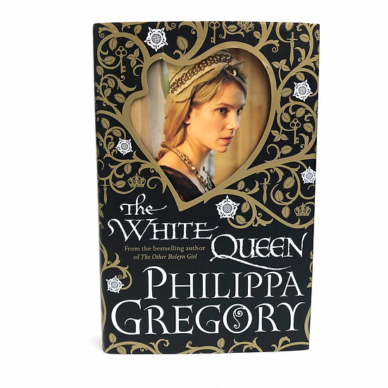 The White Queen, signed by Philippa Gregory 1st/1st, 2009