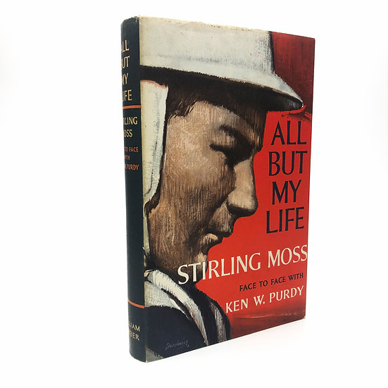 All but my Life by Stirling Moss 1st / 1st 1963