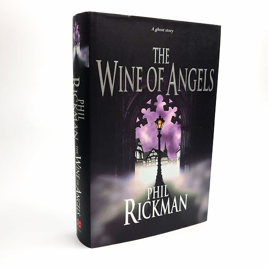 The Wine of Angels by Phil Rickman 1st / 1st 1998