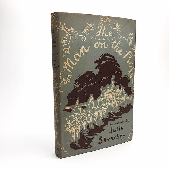The Man On the Pier by Julia Strachey 1st / 1st 1951