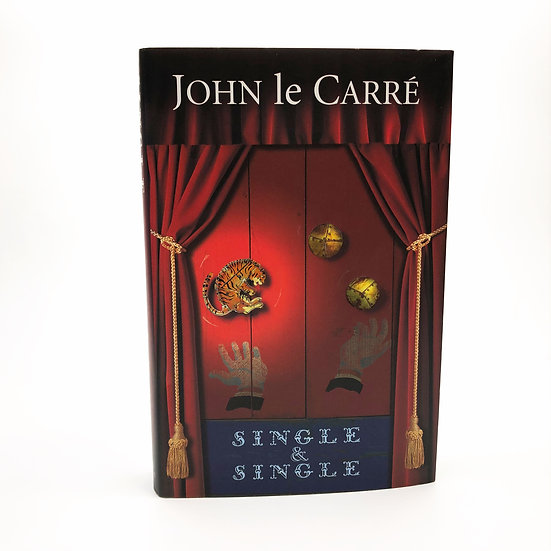 Single & Single The Promotional edition by John Le Carre 1st / 1st 1999