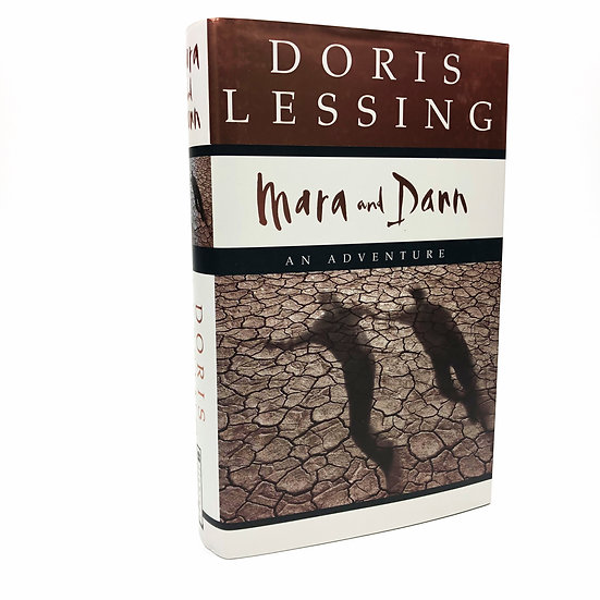 Mara and Dann Signed by Doris Lessing 1st / 1st 1999