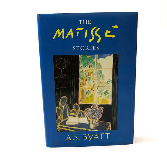 The Matisse Stories, signed by the author, 1st/ 1st 1994