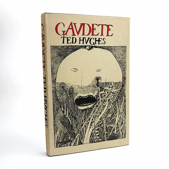 Gaudete by Ted Hughes 1st / 1st 1977