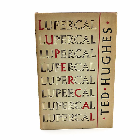 Lupercal by Ted Hughes 1st / 1st 1960
