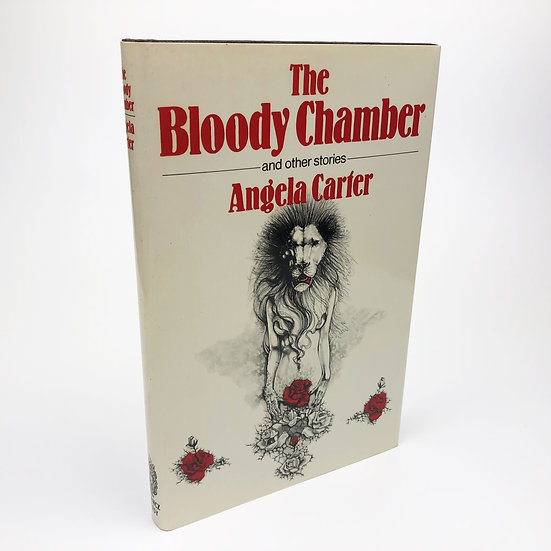 The Bloody Chamber by Angela Carter 1st / 1st 1979