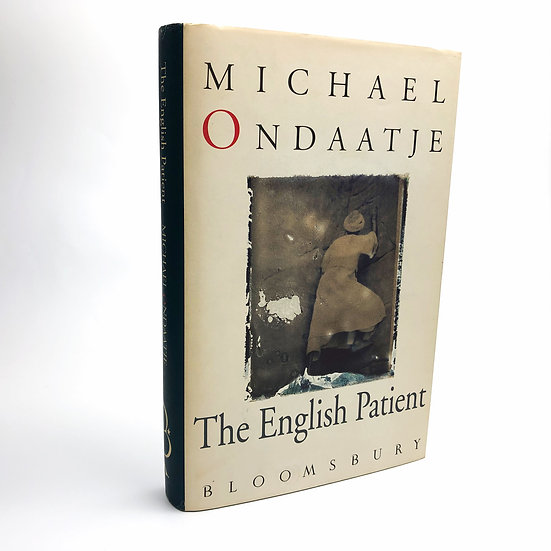 The English Patient by Michael Ondaatje 1st / 1st 1992