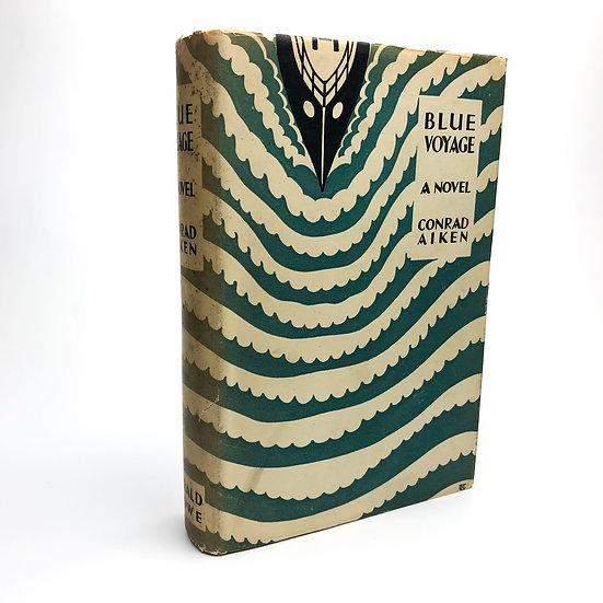 Blue Voyage by Conrad Aiken 1st / 1st 1927