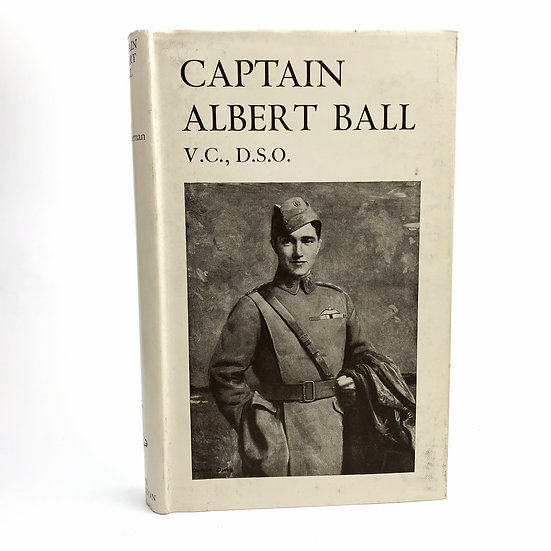 Captain Albert Ball by R.H. Kiernan 1st / 1st 1933