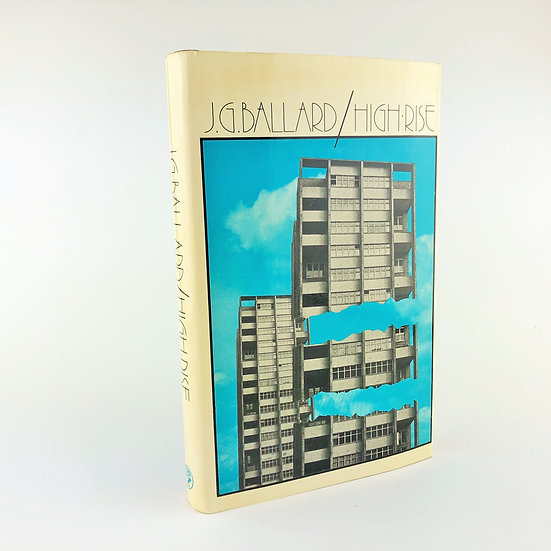 High Rise by J.G Ballard 1st / 1st 1975