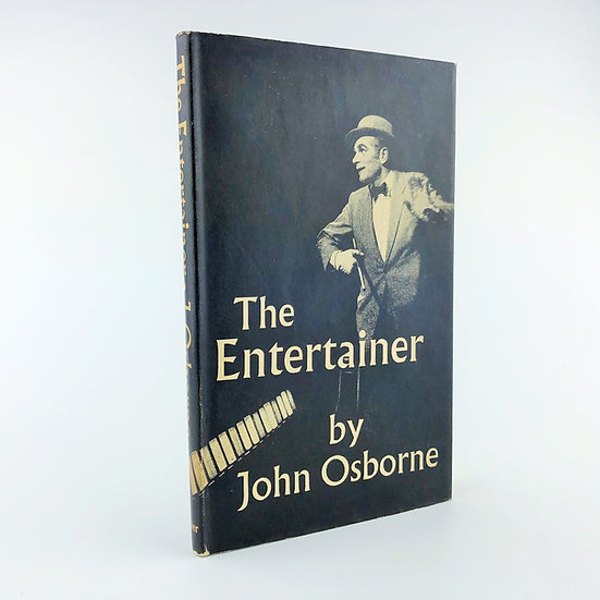 The Entertainer by John Osborne 1st / 1st 1957