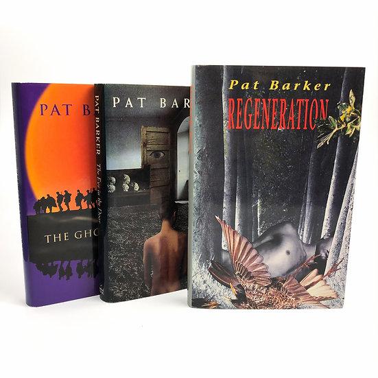 Regeneration Trilogy by Pat Barker 1st / 1st 1991-1995