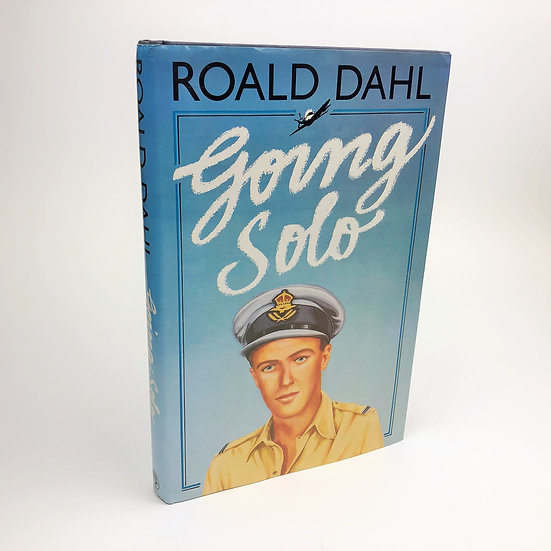 Going Solo by Roald Dahl 1st / 1st 1986