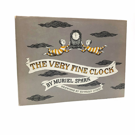 The Very Fine Clock by Muriel Spark 1st / 1st 1969