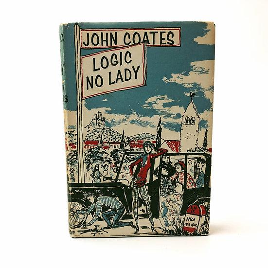 Logic No Lady, John Coates, 1st/ 1st, 1959.