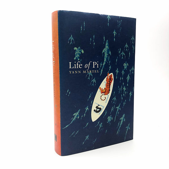 Life of Pi by Yann Martel 1st / 1st 2002