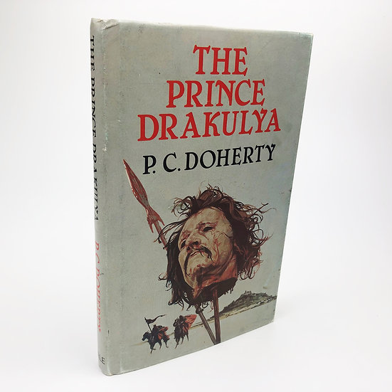 The Prince Drakulya by P.C Doherty 1st / 1st 1986