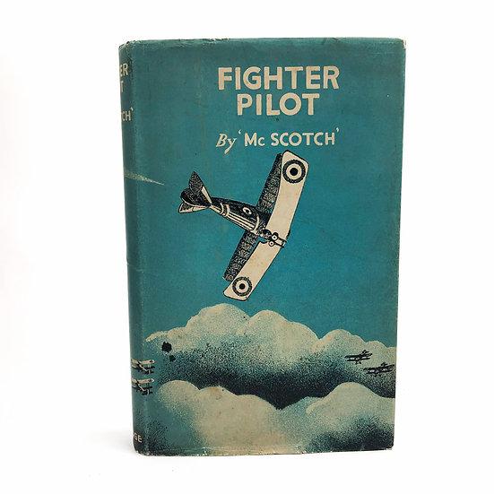 Fighter Pilot by 'Mc Scotch' William Maclanachan 1st / 1st 1936