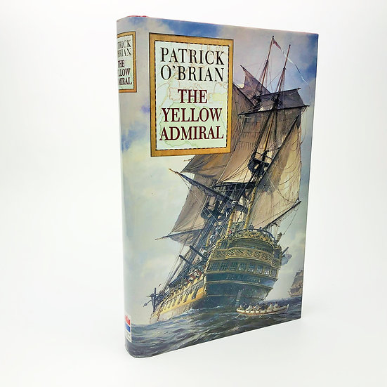 The Yellow Admiral by Patrick O'Brian 1st / 1st 1997