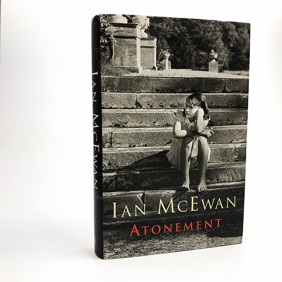 Atonement signed by Ian Mcewan 1st / 1st 2001