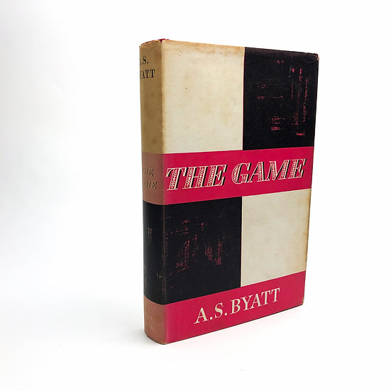 The Game by A.S. Byatt 1st / 1st 1967