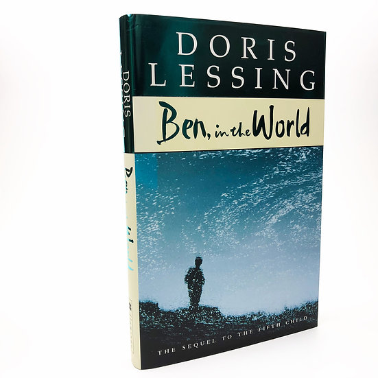 Ben in the World Signed by Doris Lessing 1st / 1st 2000