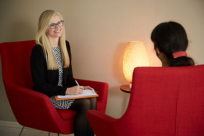 Michelle Crowe Counselling Session