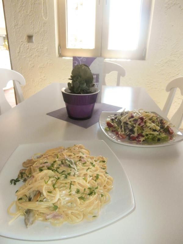 Carbonara - Seli Salad
