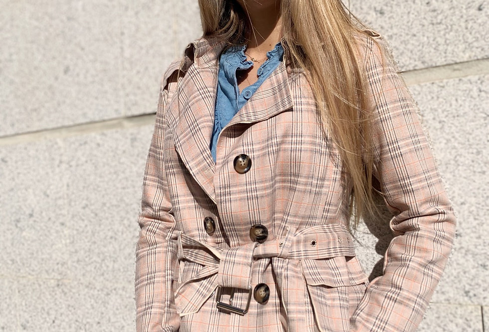 Paloma jacket pink