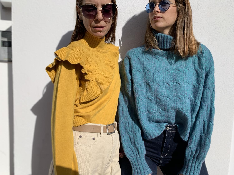 Thumbnail: Wonderland knit top