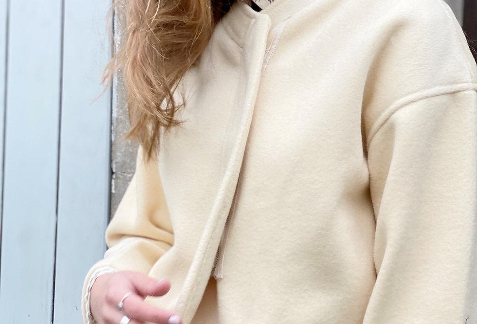 Banana Cream jacket