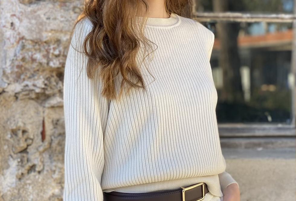 Mississippi knit (beige)