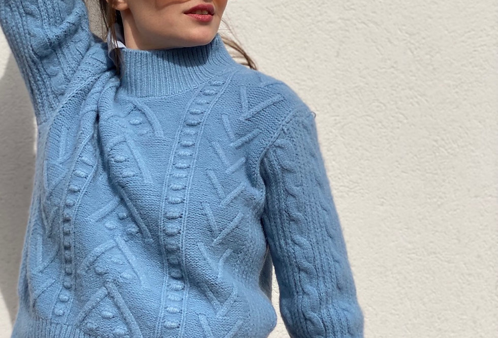 Effi knit top