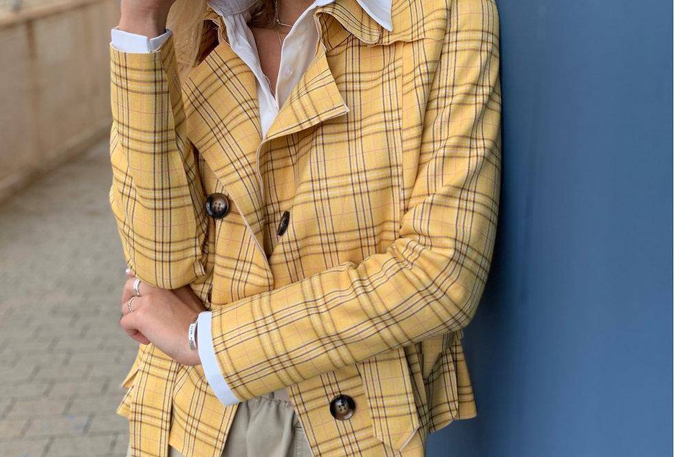 Paloma jacket ( yellow)