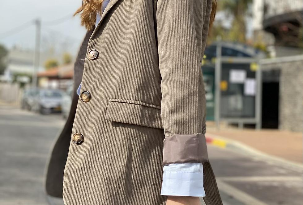 Woody jacket khaki