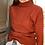 Thumbnail: Pretty knit . Dessert red