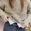Thumbnail: Samanta knit mix brown