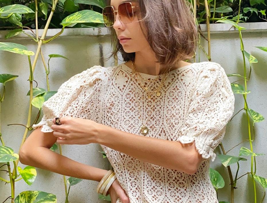Lilo knit top