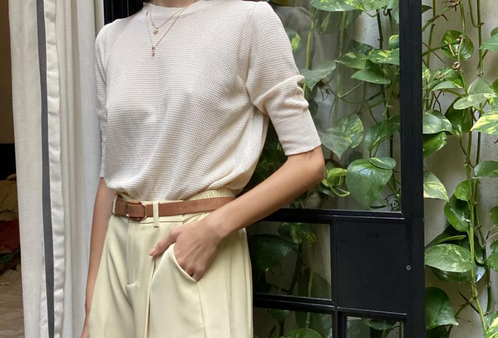 Michelle light knit top