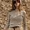 Thumbnail: Gabriella strips knit coco