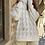 Thumbnail: Over size knit white