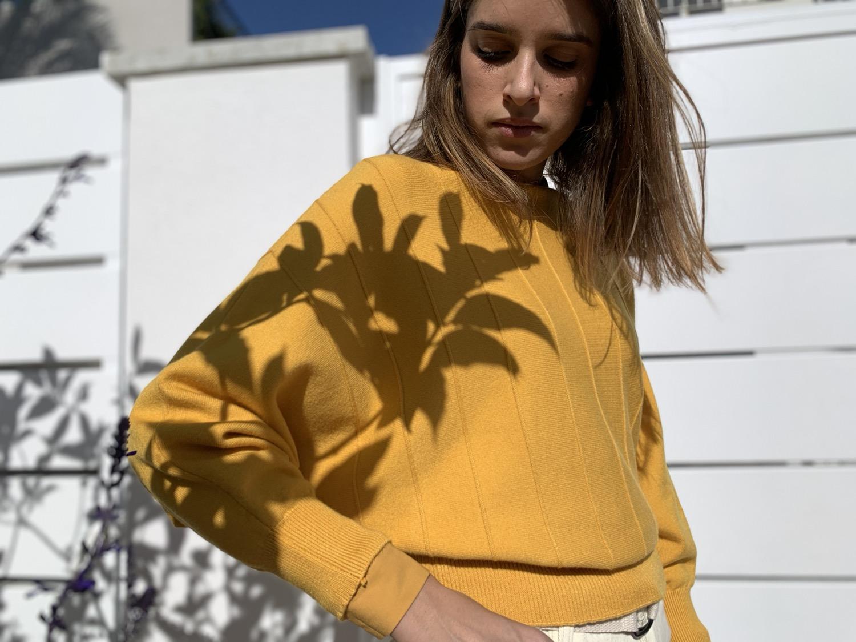 Thumbnail: Sunshine knit
