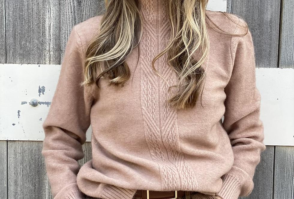 Pretty knit .  caffe