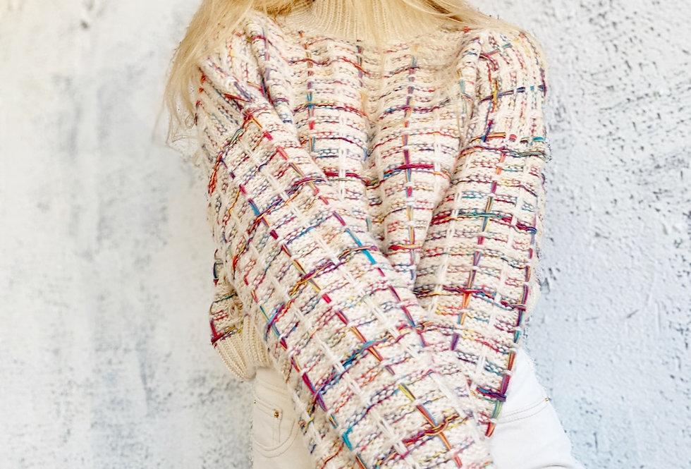 Marco polo knit ( beige)