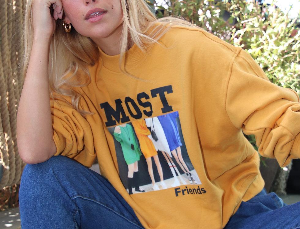 copy of My best friend sweatshirt