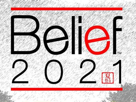 【再々延期】Belief 2021夏祭り