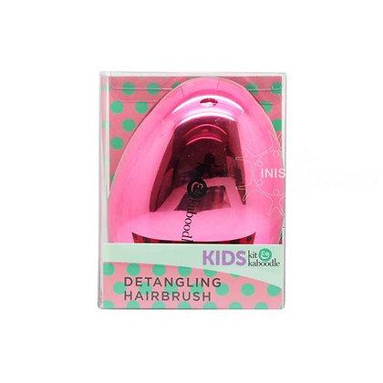 Kit & Kaboodle Detangle Hair Brush Pink
